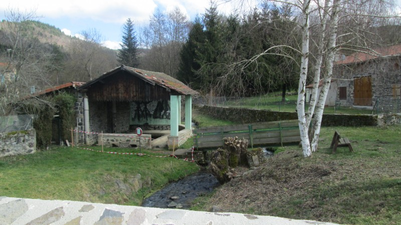 Lavoir Chavaniac (photoS.Dallet)
