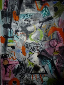 Peinture Eddy Saint-Martin