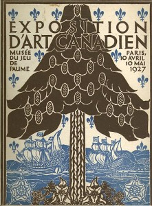 Exposition d'Art Canadien - JEH MacDonald 1927
