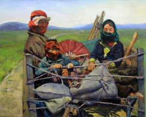 Peinture Weixuan Li