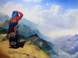 La Tibétaine, Himalaya Weixuan Li