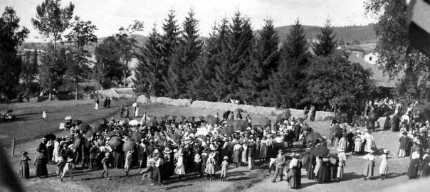 58 Célébration parc