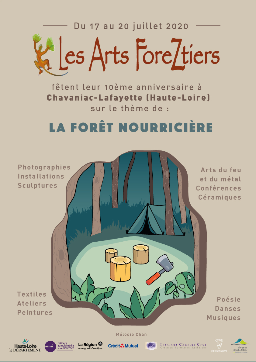 Melodie_CHAN_TPB_Affiche-Arts-foreztiers-V3